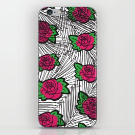 Rose Branches iPhone Skin
