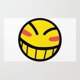 Cowboy Bebop - Hacker Smile Rug