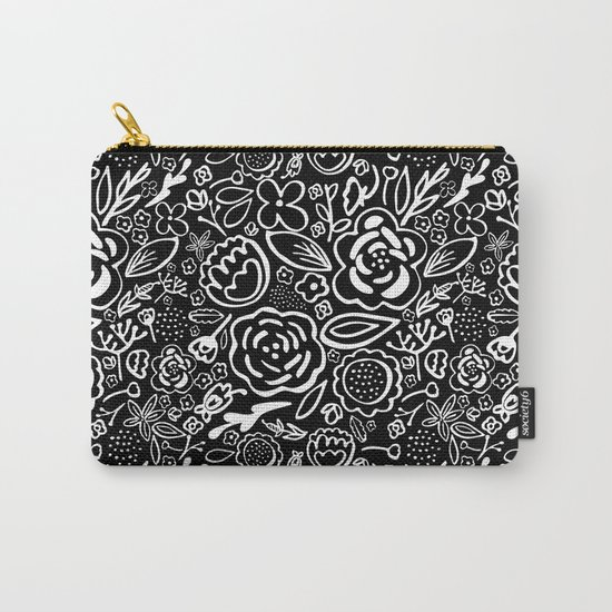 A Profusion of Flowers III Carry-All Pouch
