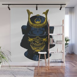 Lone Ronin Wall Mural