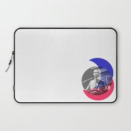 Malcom X - Shouts of Glory Laptop Sleeve