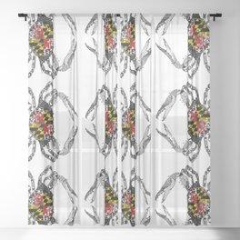 Ol' MD Sheer Curtain