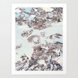 Flourish Art Print