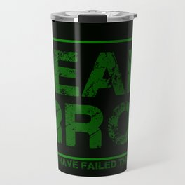 Team Arrow Travel Mug