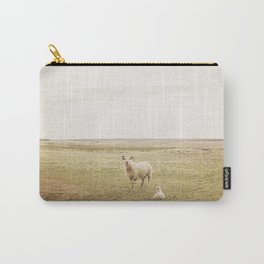 Farm Photography of Sheep Carry-All Pouch
