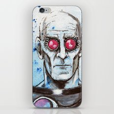 Dr Victor Fries iPhone & iPod Skin