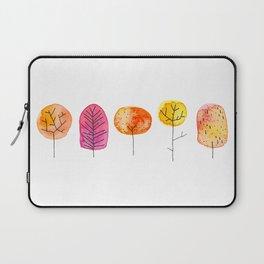 Autumn Trees Laptop Sleeve