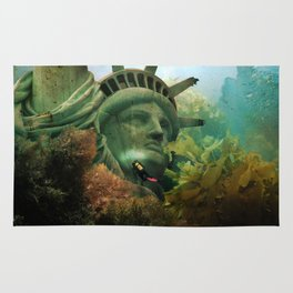 East Coast Sightseeing Rug