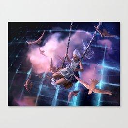 Th great escape Canvas Print