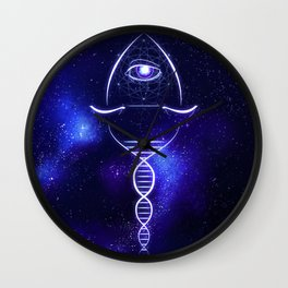 Universal DNA Wall Clock