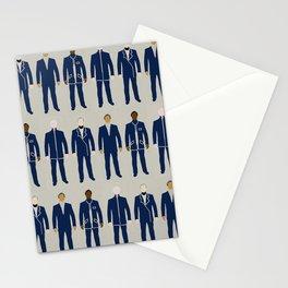 Very Mod Squad; Bauhaus Movement Stationery Cards