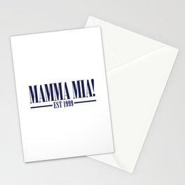 MAMMA MIA Stationery Cards