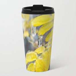 Frozen Drops Travel Mug