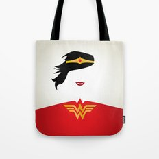 Wonder Girl Tote Bag