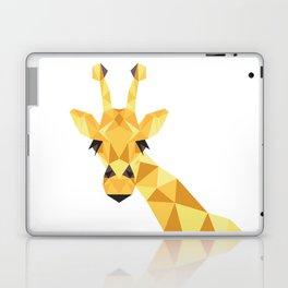 a giraffe Laptop & iPad Skin