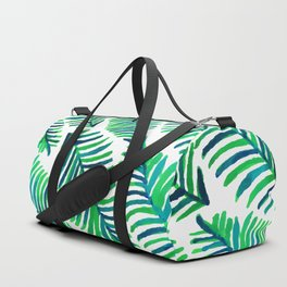 Palm Solace #society6 #buyart #decor Duffle Bag