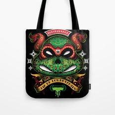 Dia De Los Mutantes Raphael Tote Bag