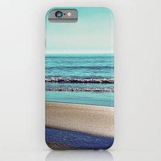 silent sylt (vintage) iPhone 6s Slim Case
