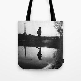 Reflections of Paris Tote Bag