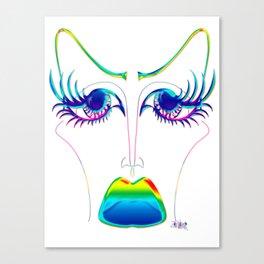 Take A Bow (Remix) Canvas Print