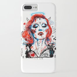 Rebel Rebel reEdit 0.3 iPhone Case