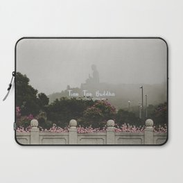 Hong Kong Tian Tan Buddha Laptop Sleeve