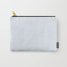Pastel Blue Carry-All Pouch