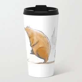 Three Friends Metal Travel Mug