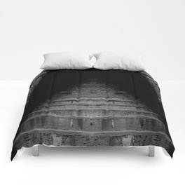 The Exorcist steps Comforters