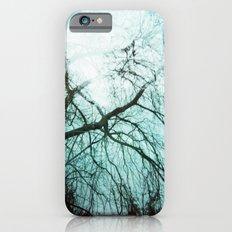 Winter Tree Holga Slim Case iPhone 6s