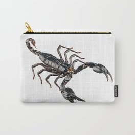 Black scorpion species palamnaeus fulvipes Carry-All Pouch