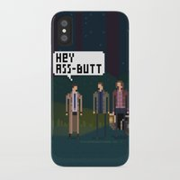 supernatural iPhone & iPod Cases featuring Supernatural by FuliFuli