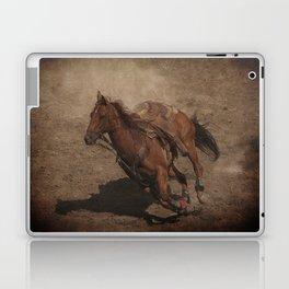 Break Away Rodeo Horse Laptop & iPad Skin