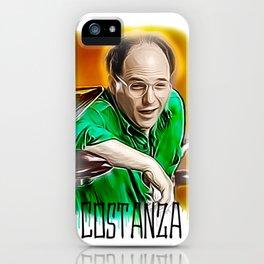 george costanza print iPhone Case