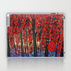 Autumn Trees Laptop & iPad Skin