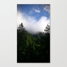 (#143) Cloud Scraping Canvas Print