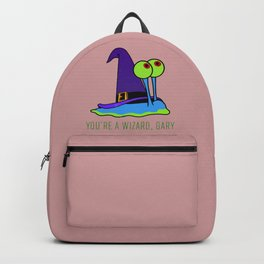 Your're Are Wizard, Gary Backpack