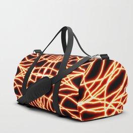 Flaming Chaos 7 Duffle Bag