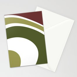 Swirls of Color Stationery Cards