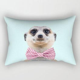 MEERKAT Rectangular Pillow