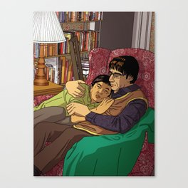 Well Played Canvas Print