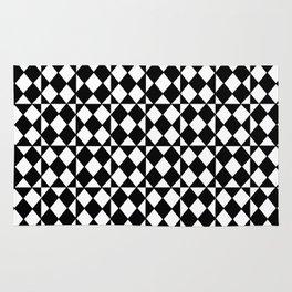 optical pattern 17 Rug