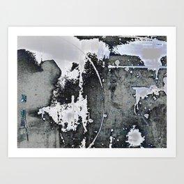The Poisoned Aura Art Print