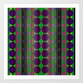 Colorandblack series 637 Art Print