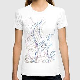 Nonsensical Scribbles T-shirt