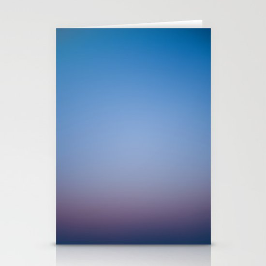Sunset Gradient 2 Stationery Cards