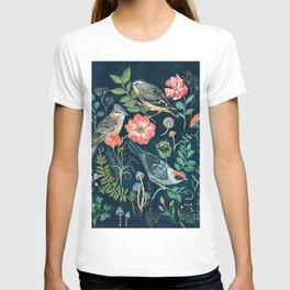 Birds Garden T-shirt