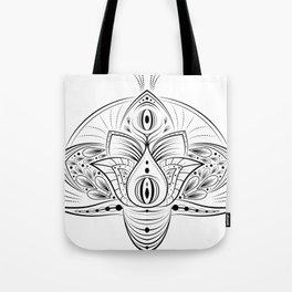 madala zen Tote Bag