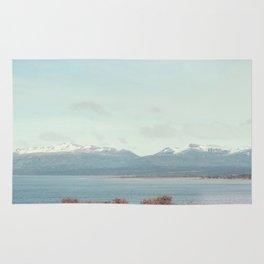 Pastel landscapes 02 Rug