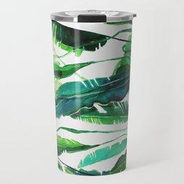 tropical compilation horiz. Travel Mug